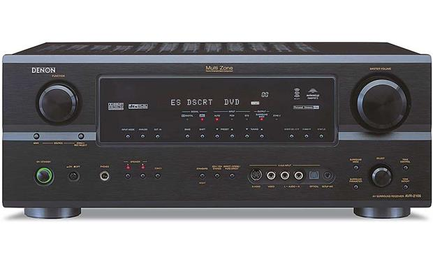 denon avr 2106 7 channel home theater receiver xm ready at rh crutchfield com denon avr 2106 owners manual denon avr 2106 owners manual