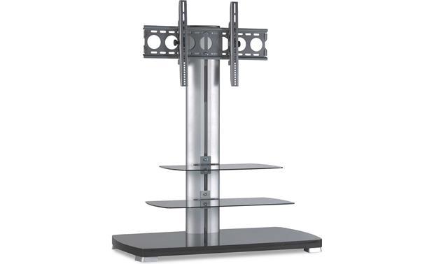 sanus pffp2b universal plasma  lcd tv floor stand at