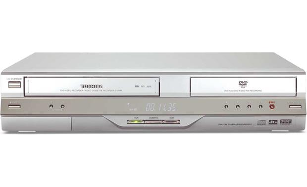 Toshiba D-VR4X Front