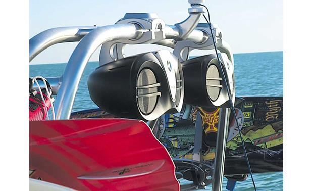 Infinity 6100M Wakeboard Sound System At Crutchfield