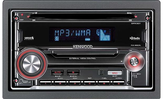 kenwood dpx301 cd receiver at crutchfield com rh crutchfield com Kenwood Wiring Harness Colors Kenwood Car Audio Wiring Colors