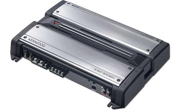 kenwood kac 9102d mono subwoofer amplifier 500 watts rms x 1 at kenwood kac-9102d wiring diagram kenwood kac 9102d front