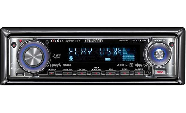 kenwood excelon kdc x590 cd player with mp3 wma playback at rh crutchfield com kenwood car stereo owners manual ddx 7017 kenwood car stereo user manual