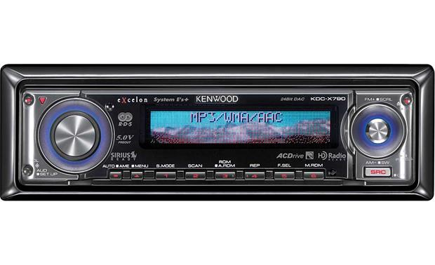 kenwood excelon kdc x790 cd receiver accessories at. Black Bedroom Furniture Sets. Home Design Ideas