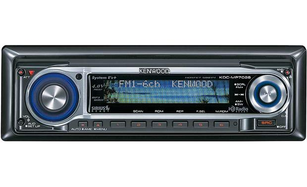 Kenwood KDC-MP7028 Front