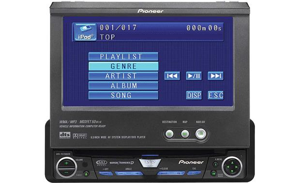 x130AVHP570 f_ pioneer avh p5700dvd dvd cd receiver with 6 5\