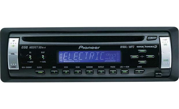 x130DEH2800 f_CD pioneer deh 2800mp cd receiver with mp3 wma playback at pioneer wma/mp3 wiring diagram at gsmx.co