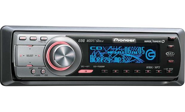 Pioneer DEH-P5800MP Front