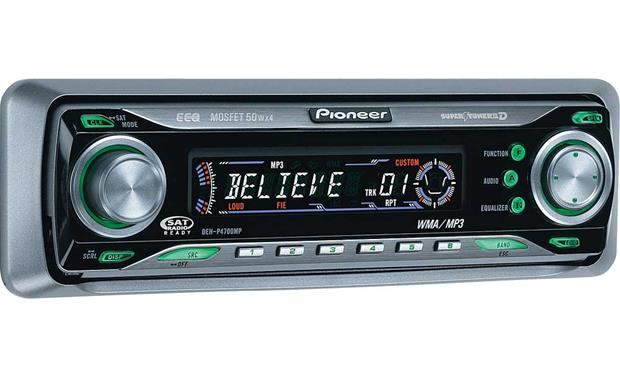 Pioneer DEH-P4700MP Front Right