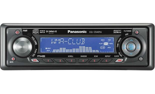panasonic mxe cq c5401u cd receiver with mp3 wma playback at rh crutchfield com