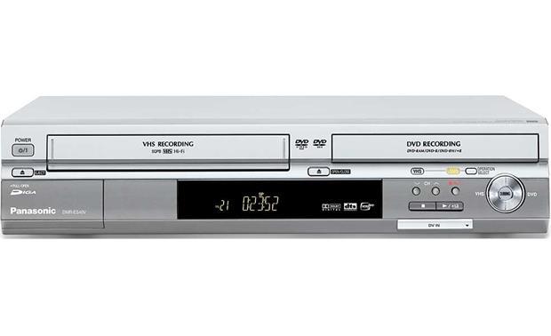 panasonic dmr es40vs combination dvd recorder hifi vcr at rh crutchfield com Panasonic DMR-ES40V Hello Panasonic DVD VHS Recorder Player