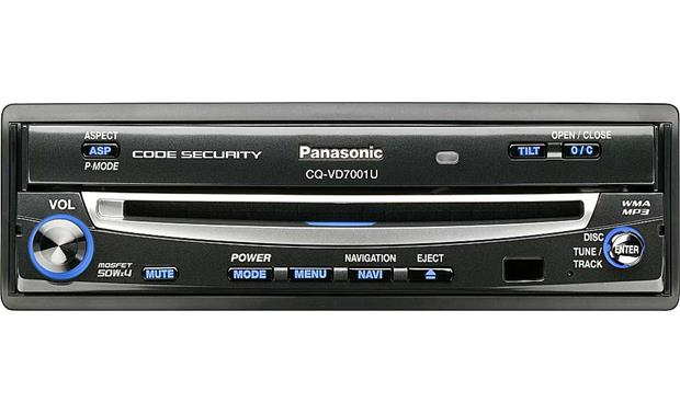 x133VD7001 o_closed panasonic cq vd7001u in dash dvd player with 7\