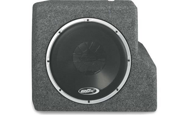 Scosche custom-fit subwoofer enclosure with 12