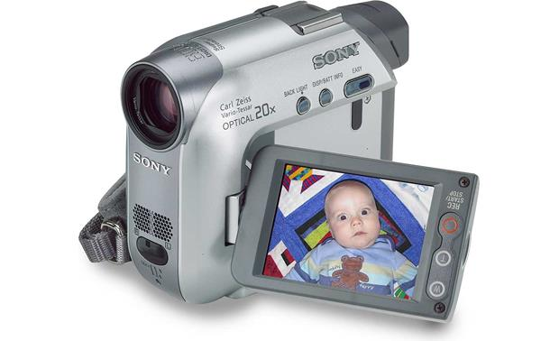 handycam dcr-hc21 software