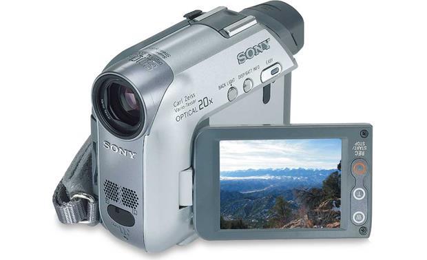 sony dcr hc32 mini dv digital camcorder at crutchfield com rh crutchfield com sony dcr hc32e manual pdf sony dcr hc42 manual