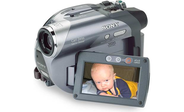 Sony camcorder video recovery