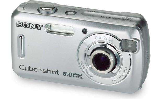 Sony DSC-S600 Camera USB Mac