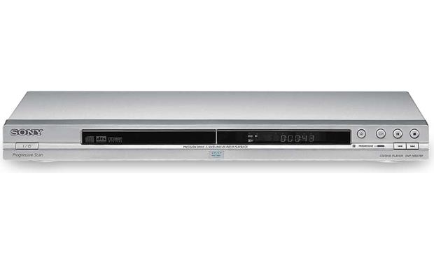 sony dvp ns575p silver dvd cd player at crutchfield com rh crutchfield com sony dvd player dvp ns575p manual sony dvd player dvp ns575p manual