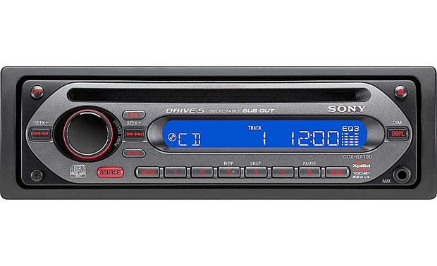 Sony Drive S Car Stereo Wiring Diagram