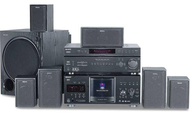 Sony HT-9900M Front