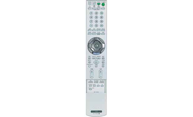 Sony KDL-V32XBR1 Remote <BR>(cover open)