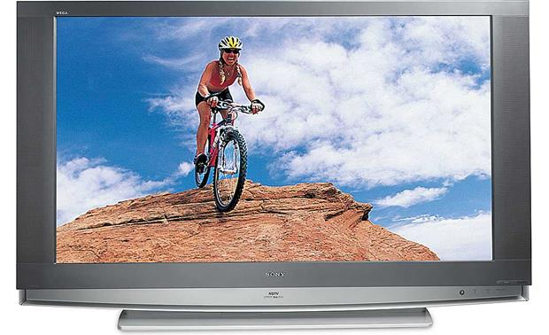 sony kdf e55a20 55 grand wega high definition rear projection lcd rh crutchfield com Sony Wega 50 Inch TV sony wega tv projection lamp replacement