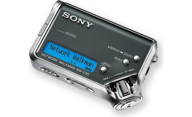SONY NETWORK WALKMAN NW-E95 DRIVERS UPDATE