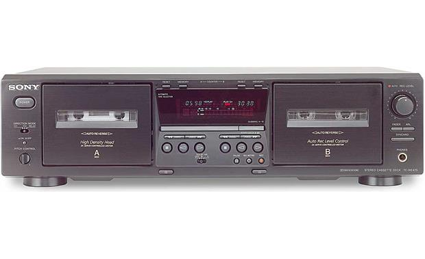 Sony TC-WE475 Front