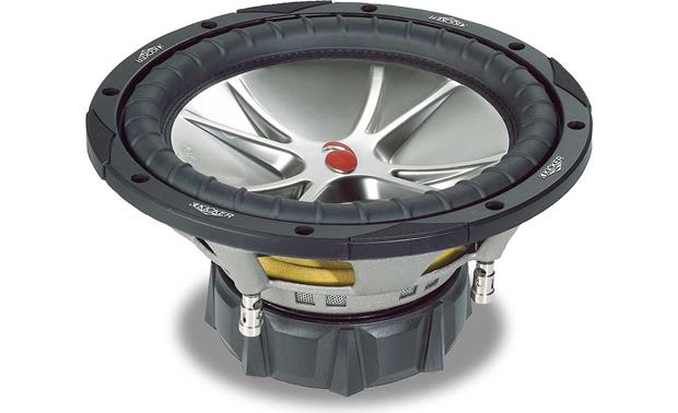 Kicker compvr 05cvr122 12 subwoofer with dual 2 ohm voice coils kicker compvr 05cvr122 front publicscrutiny Image collections