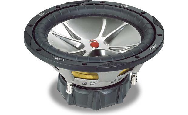 Kicker CVR124 12 Dual 4 ohm CompVR Series Car Subwoofer