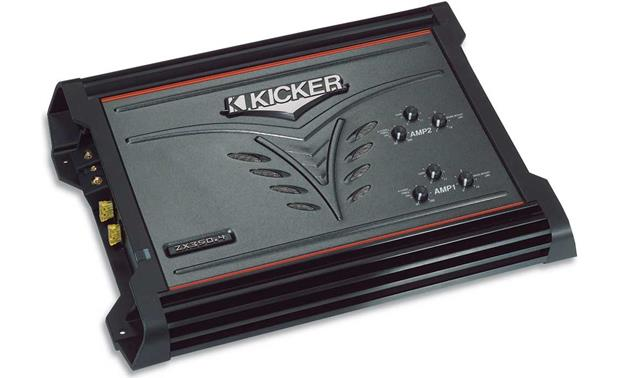 x206ZX3504 f kicker zx350 4 4 channel car amplifier 60 watts rms x 4 at Kicker Zx350.4 Fader at panicattacktreatment.co