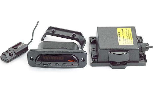 Wireless Radar Detector >> Whistler De3500