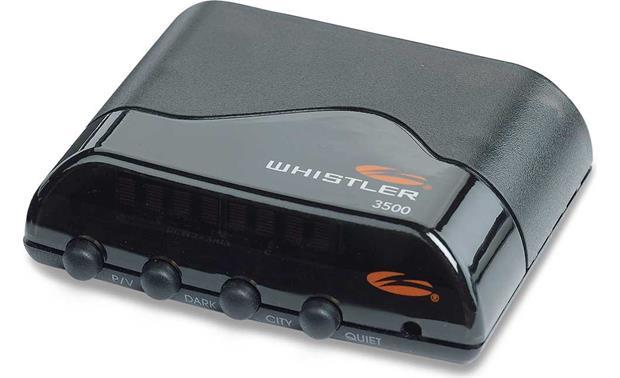 Wireless Radar Detector >> Whistler De3500 Remote Mount Wireless Radar Detector At Crutchfield