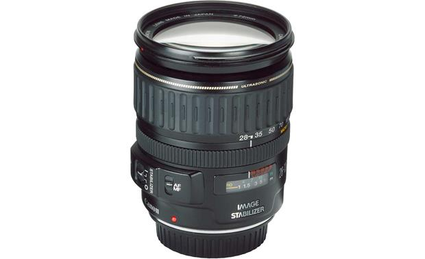 Canon EF 28-135mm USM IS Lens Front