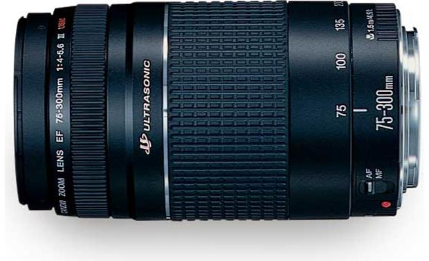 Canon EF 75-300mm f/4-5.6 III USM Front