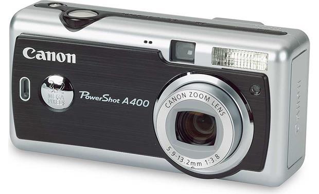 CANON POWER SHOT A400 DRIVERS PC