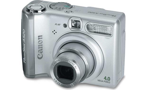 Canon PowerShot A520 Camera Twain XP