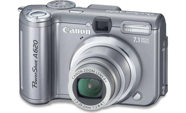 canon powershot a620 7 1 megapixel digital camera at crutchfield com rh crutchfield com Digital Camera Schematic Digital Camera USB Cable