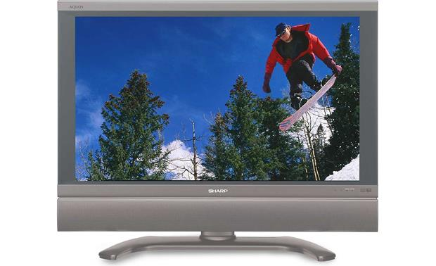 Sharp Lc 37d6u 37 Aquos High Definition Lcd Tv At Crutchfieldcom