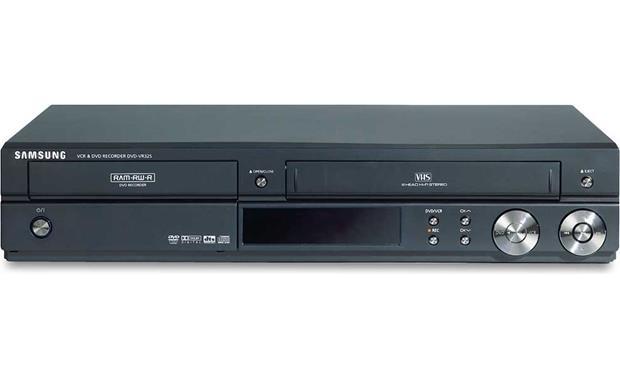 samsung dvd vr325 combination dvd recorder hifi vcr with digital rh crutchfield com samsung dvd recorder vcr vr320 manual samsung dvd recorder & vcr dvd-vr355 manual