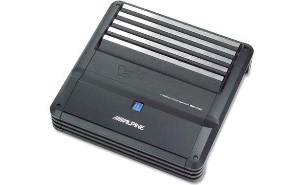 x500MRPF250 f alpine mrp f250 4 channel car amplifier 40 watts rms x 4 at alpine mrp-f250 wiring diagram at fashall.co
