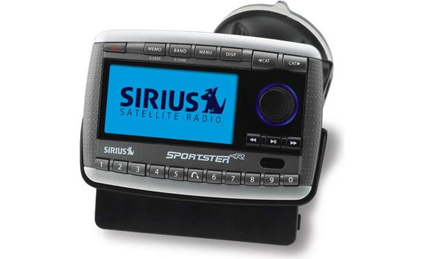 SIRIUS Sportster Replay Front