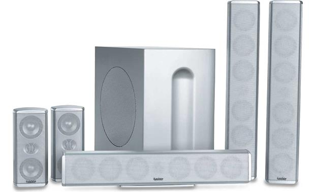 Infinity TSS Series Home Theater Speaker System Platinum