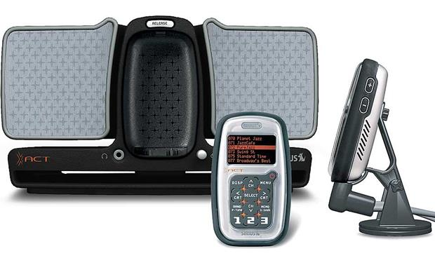 Xact XTR1 Sirius Satellite Plug and Play Receiver