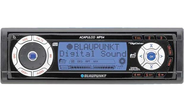 blaupunkt acapulco mp54 cd player with mp3 playback. Black Bedroom Furniture Sets. Home Design Ideas