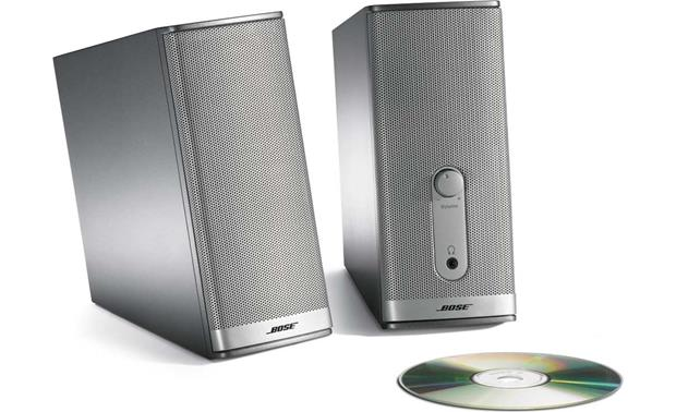Bose® Companion® 2 Series II multimedia speaker system Front