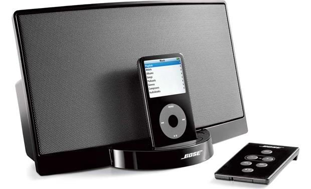 Bose&reg; SoundDock&reg; Black<br>(iPod not included)