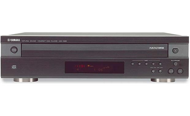 Yamaha Multi Disk Cd Player