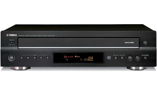 Yamaha Cdc   Disc Cd Changer