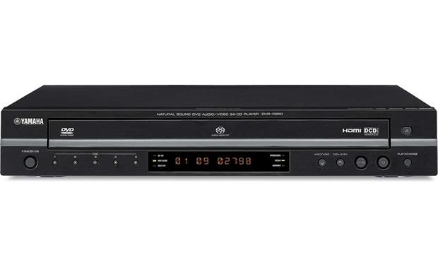 c07cab9b5 Yamaha DVD-C950 5-disc DVD/CD/SACD/DVD-Audio changer with digital ...